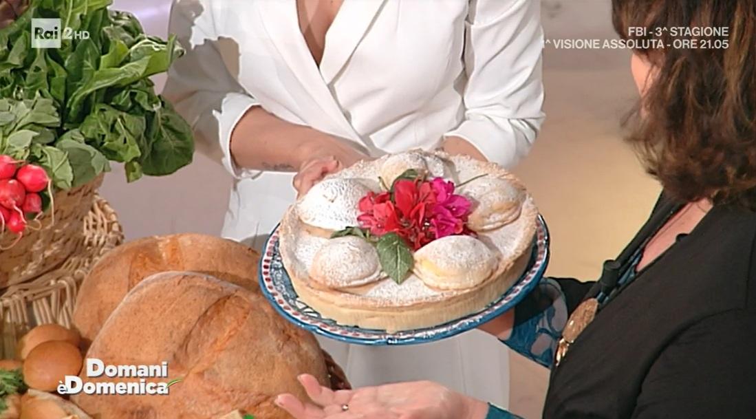 torta sfogliatella di Angelica Sepe