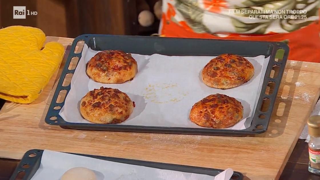 bomboloni di pizza di Fulvio Marino