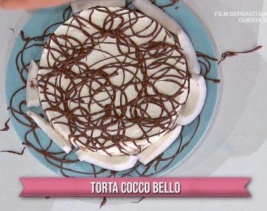 torta cocco bello