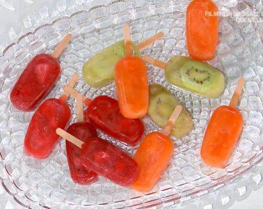 ghiaccioli alla frutta di Massimiliano Scotti