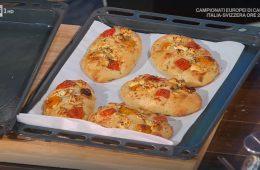pane greco al pomodoro di Fulvio Marino