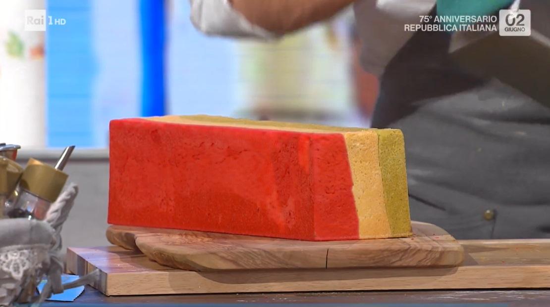 pane tricolore di Fulvio Marino