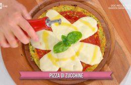 pizza di zucchine di zia Cri
