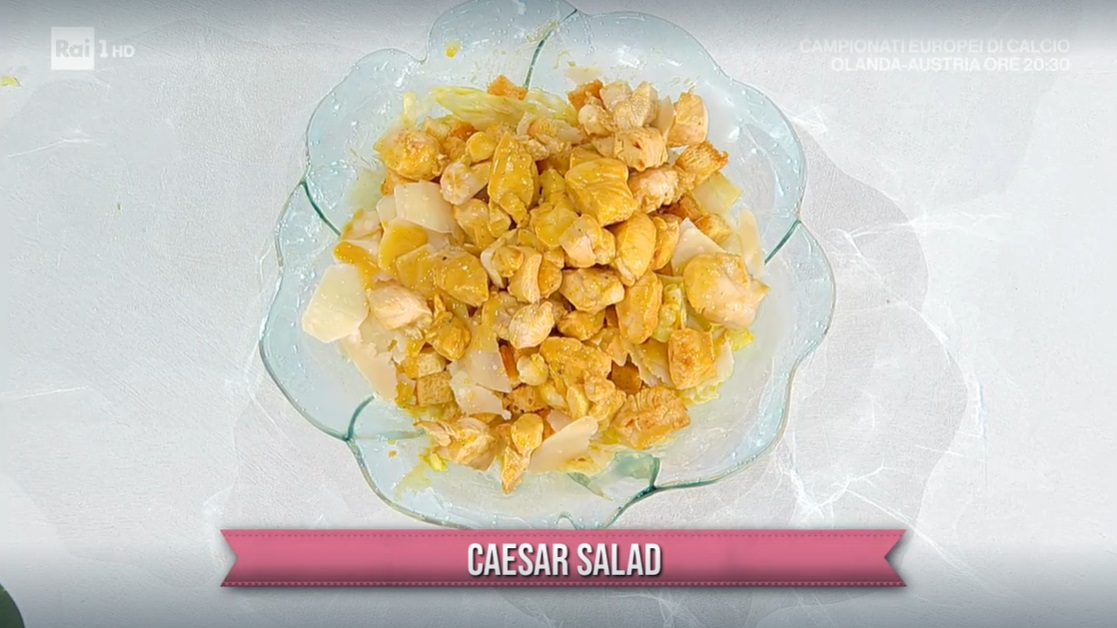 caesar salad di zia Cri