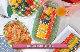 torta sfogliata furba di Natalia Cattelani