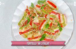 tortelli w l'Italia di Daniele Persegani