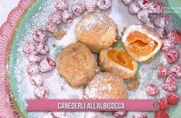 canederli dolci all'albicocca di Barbara De Nigris