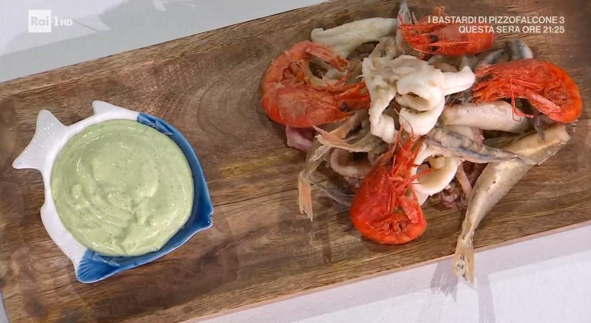 fritto del Golfo di Ivano Ricchebono