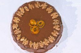 torta di noci di Sal De Riso