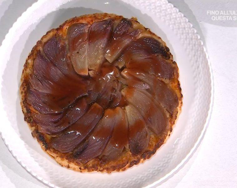torta di cipolle caramellate di zia Cri