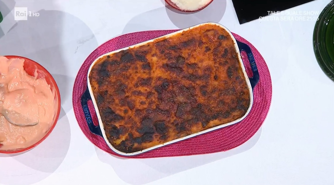 lasagna di patate