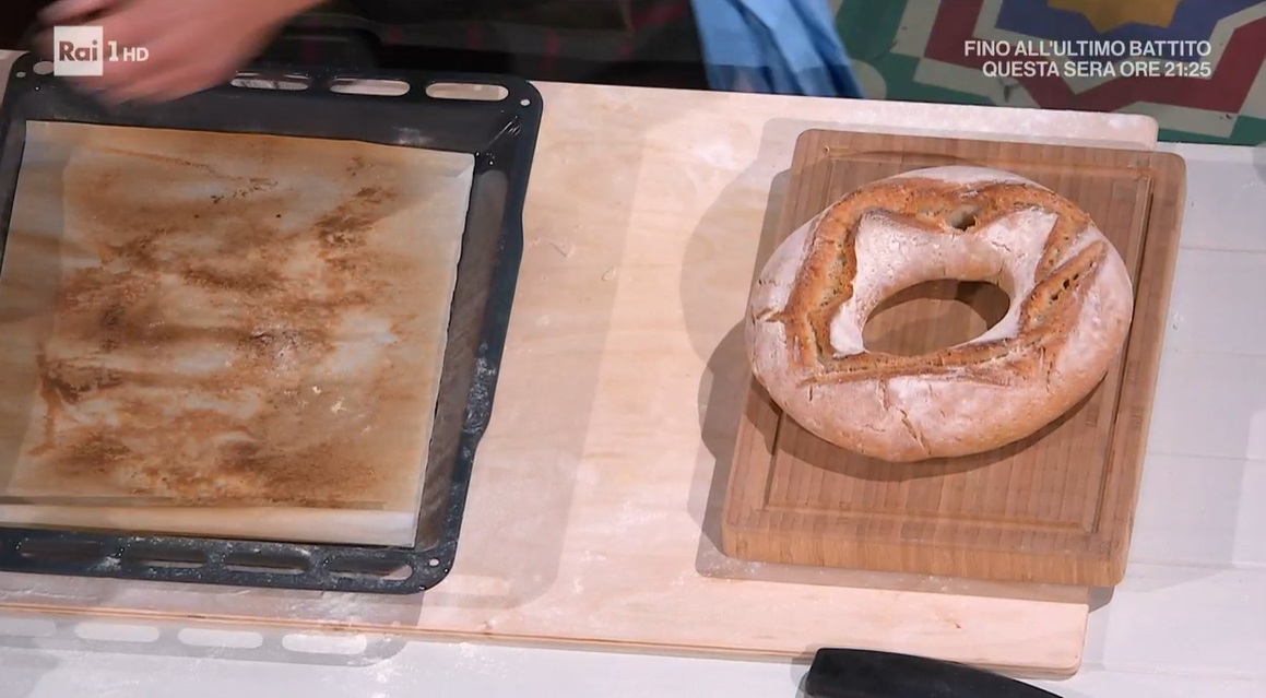 pane con pasta di riporto di Fulvio Marino