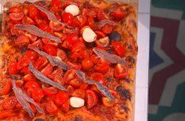 pizza marinara in teglia di Fulvio Marino