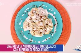 tortellacci zucca e noci